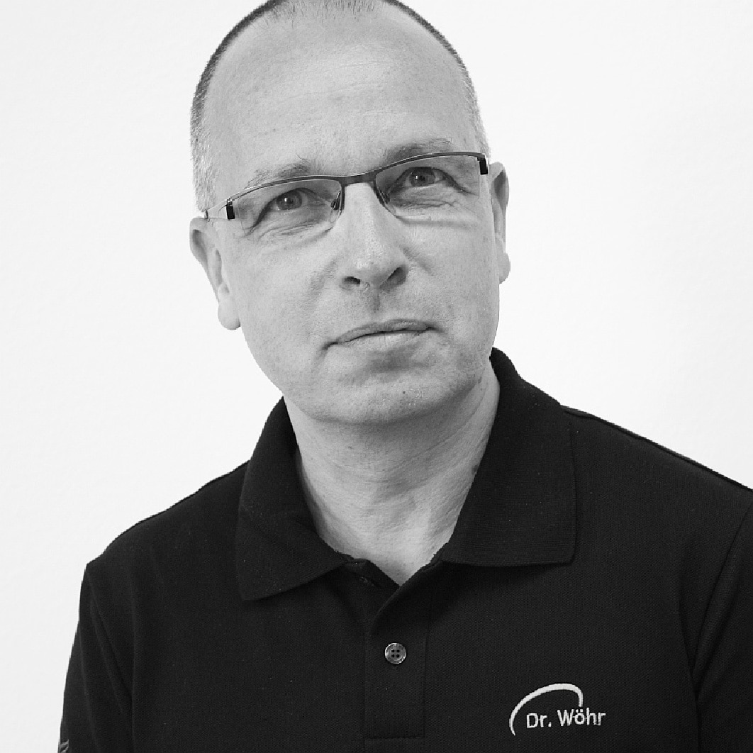 Foto von Dr. med. Michael Wöhr.