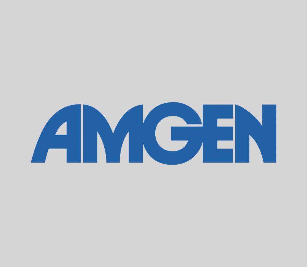 Logo von AMGEN.